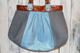 1 Day Beginners Fabric Handbag Course - Leather & Fabric