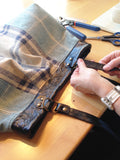 1 Day Beginner Fabric Handbag Making Course - £120
