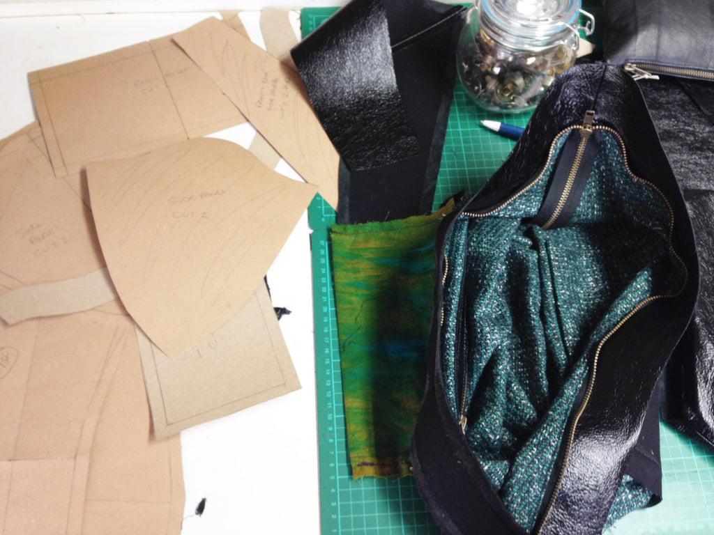 3 Day Leather handbag Making Course