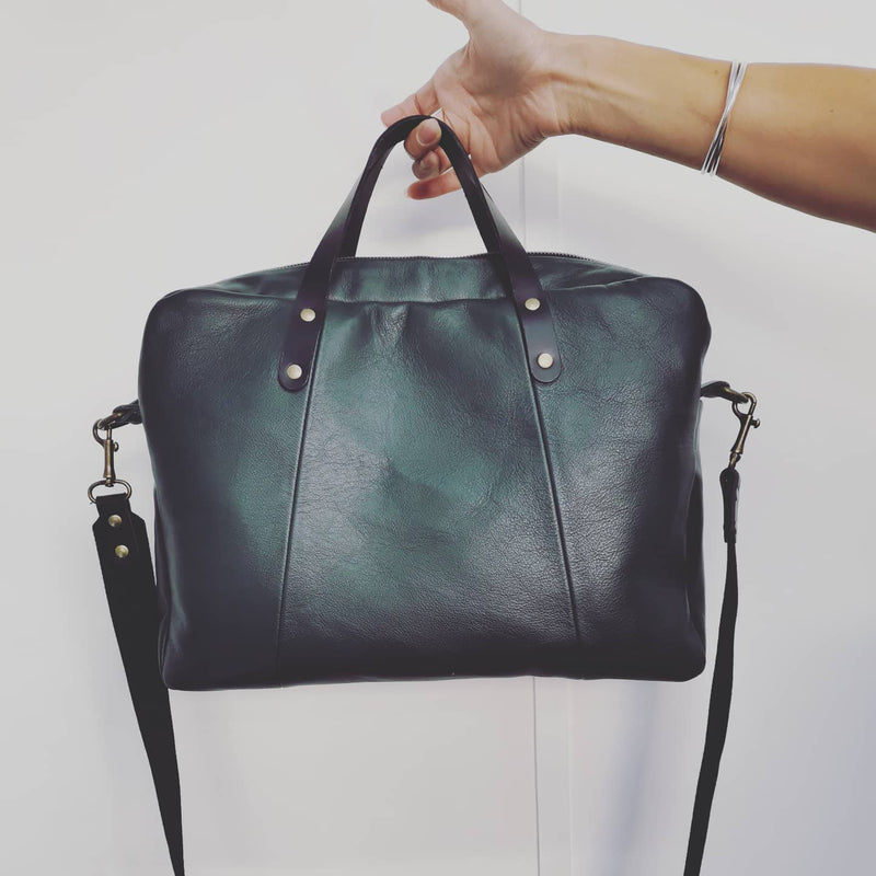 1 Day Leather Unisex Messenger Bag Course - £149