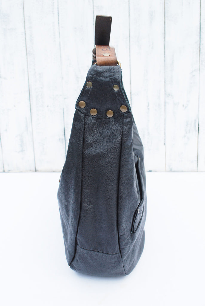 Medium hobo - Black Raven