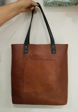 1 Day Leather Tote Handbag Making Course - £139