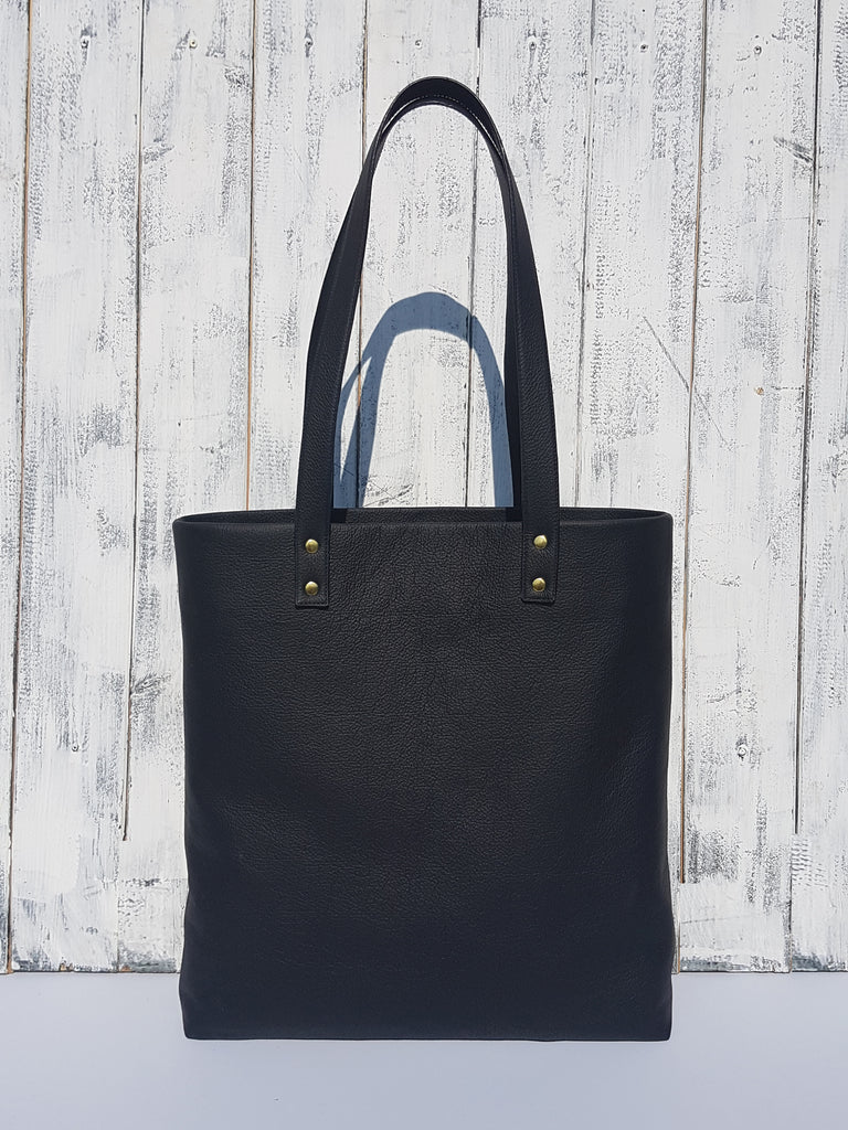 1 Day Leather Tote Handbag Making Course - £129