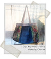 1 Day Vintage Fabric Handbag Course