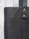 """The Charlie"" Leather Tote - Paper Pattern £20"