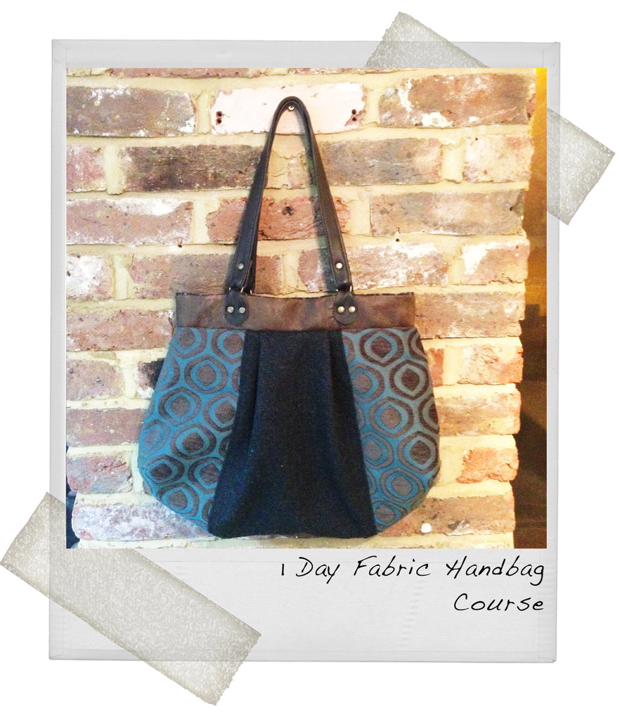 1 Day Fabric Handbag Course
