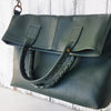 NEW - 1 Day Leather Two-Way Foldover Tote/Cross Body Bag Making Course - £149