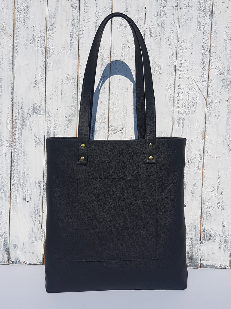 Leather Tote Handbag Paper Pattern - £12