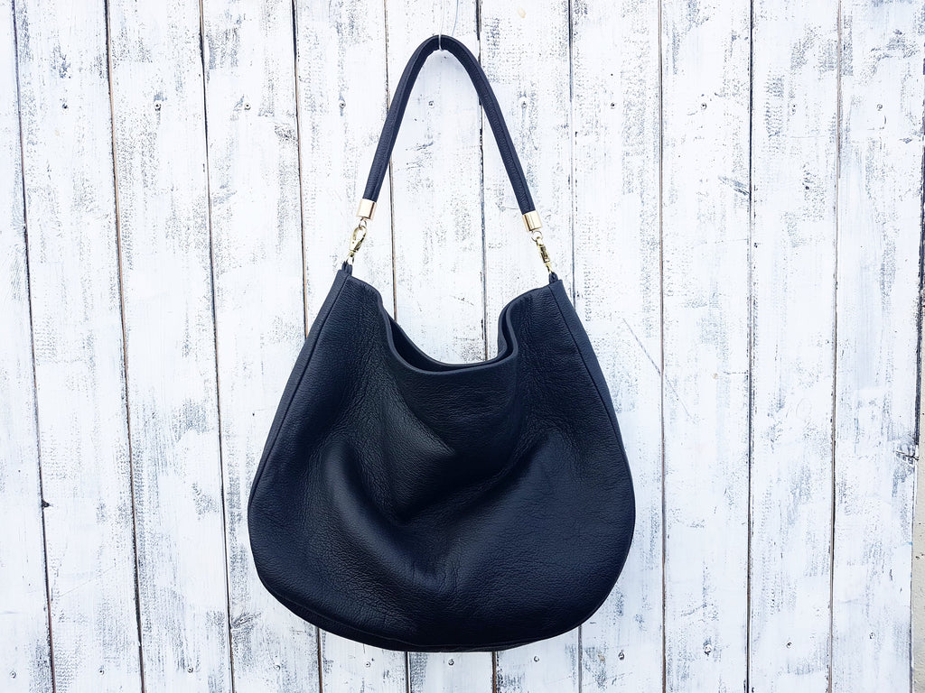 1 Day Leather Hobo Handbag Making Course - £139