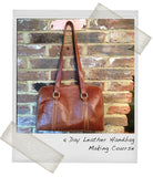 4 Day Leather Handbag Making Course