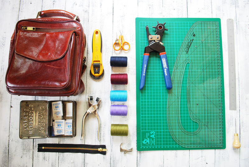 4 Day Leather Handbag  Making Course  - Advanced - £449