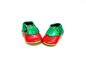 Strawberry moccs
