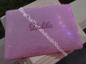 Delila 13 Inch Macbook Pro Swarovski Laptop Cover