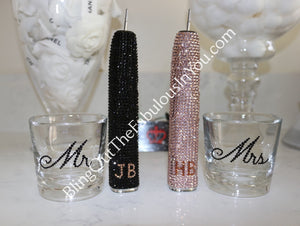 His And Hers Swarovski Electric Tooth Brush