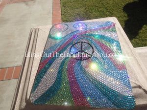 Swarovski Coachella Ipad Cover