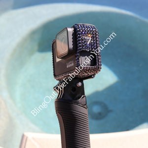 Swarovski Crystal Gopro Hero 7 Custom Bling