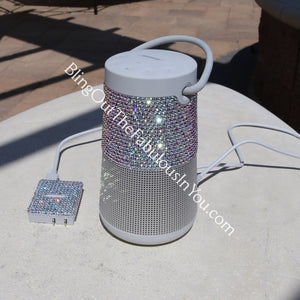 Swarovski Crystal Wireless Bose Speaker