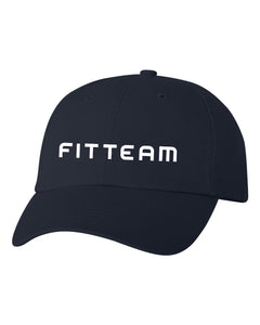 FITTEAM Bio-Washed Classic Cap