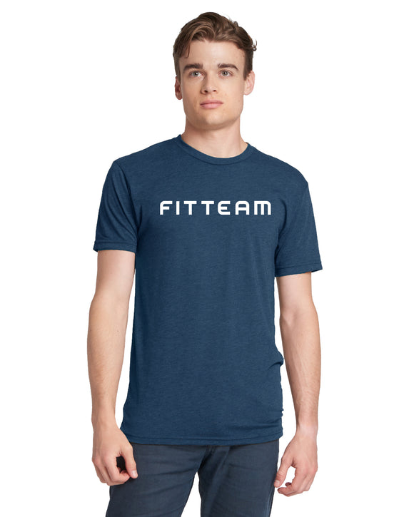 FITTEAM Men's Tri-Blend T-shirt