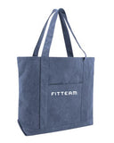 FITTEAM Pigment Dyed Boater Tote