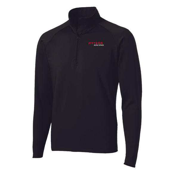 FITTEAM Racing 1/2 Zip Pullover
