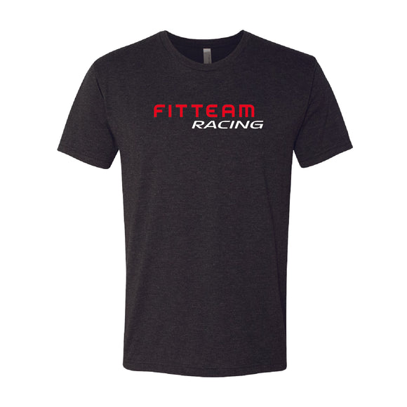 FITTEAM Racing Men's Tri-Blend T-shirt