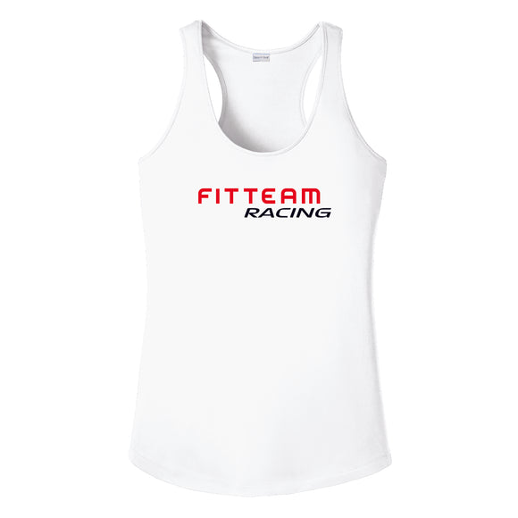 FITTEAM Racing Women's Posi-Charge Tank Top