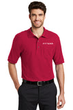 FITTEAM Men's Pocket Polo
