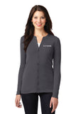 FITTEAM Women's Cardigan