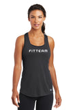 FITTEAM Women's Endurance Racerback Pulse Tank