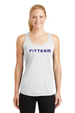 FITTEAM Women's Posi-charge Competitor Racerback Tank