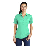 FITTEAM Women's Posi-UV Pro Polo