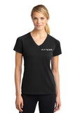 FITTEAM Women's Ultimate Performance V-Neck