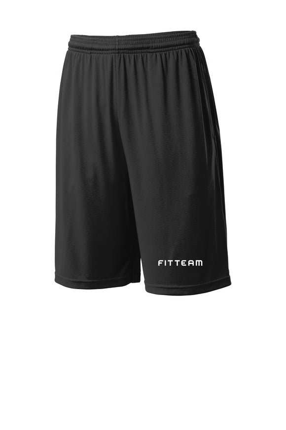 FITTEAM Men's Posicharge Competitor Pocket Short