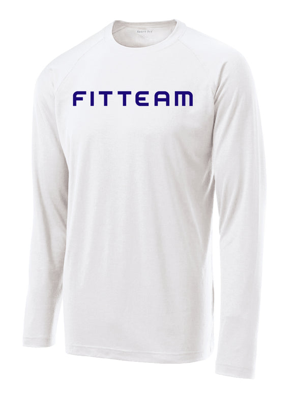 FITTEAM Men's Long Sleeve Ultimate Performace Crew