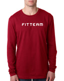 FITTEAM Men's Long Sleeve T-shirt