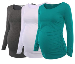 Three Pack Long Sleeve Tee