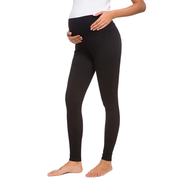 Black Maternity Legging