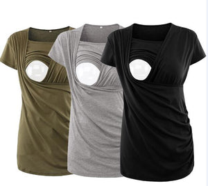 Three Pack Nursing Tee