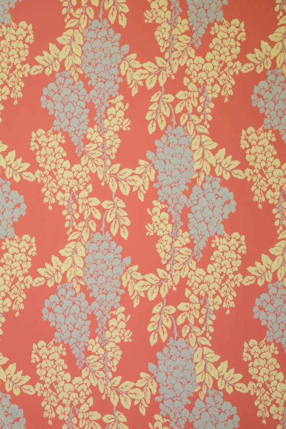 Farrow & Ball Wallpaper Wisteria-Exeter Paint Stores