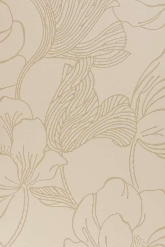 Farrow & Ball Wallpaper Helleborus