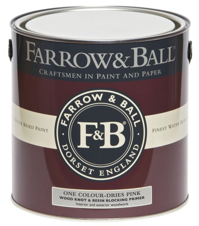 FARROW & BALL WOOD KNOT & RESIN BLOCKING PRIMER-Exeter Paint Stores