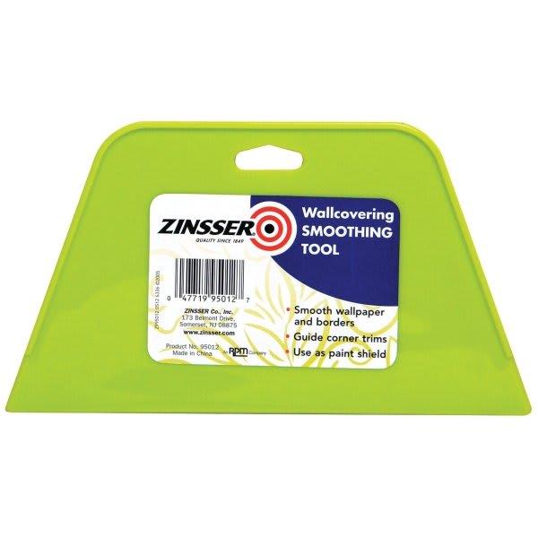 Zinsser Flexible Wallcoveing Smoothing Tool 95012-Exeter Paint Stores