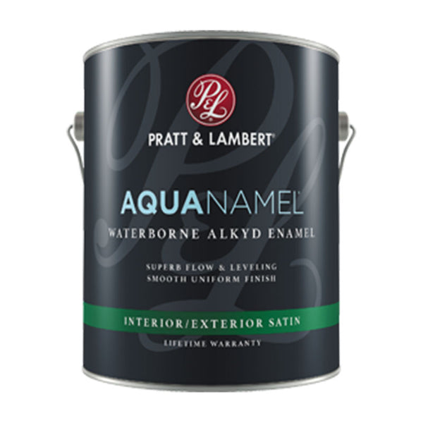Aquanamel®Cabinet and Trim Waterborne Alkyd Enamel Paint-Exeter Paint Stores