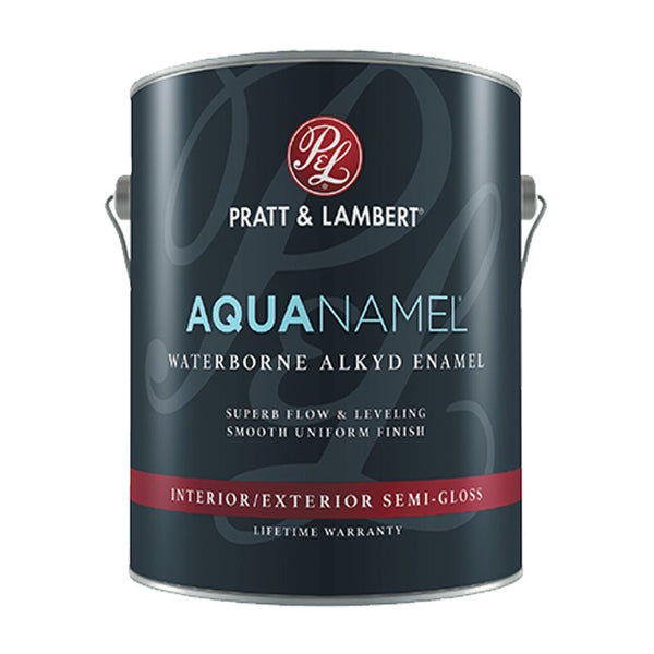 Aquanamel® Cabinet and Trim Waterborne Alkyd Enamel Paint-Exeter Paint Stores