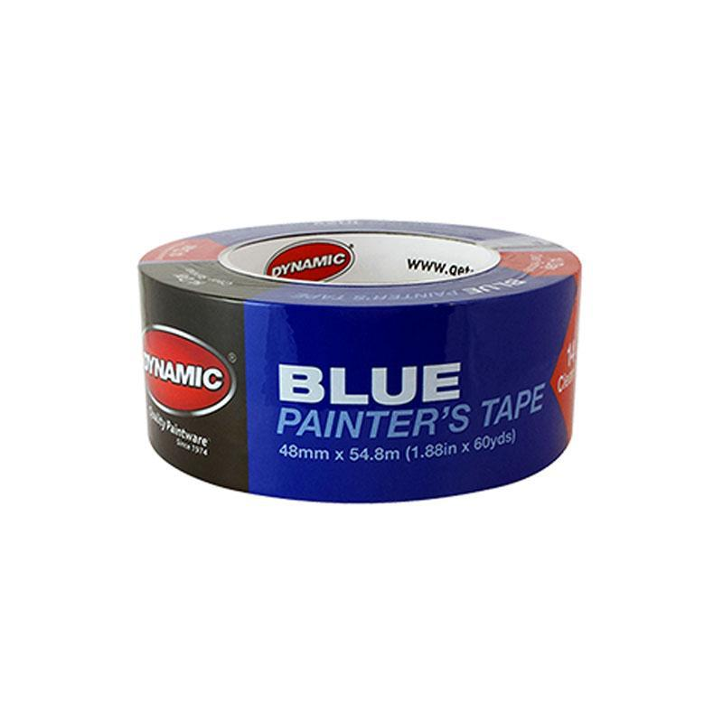 Dynamic blue painters tape – Exeter Paint Stores 02e6154ca8d