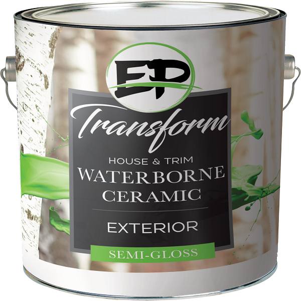 Exterior Paint Semi - Gloss