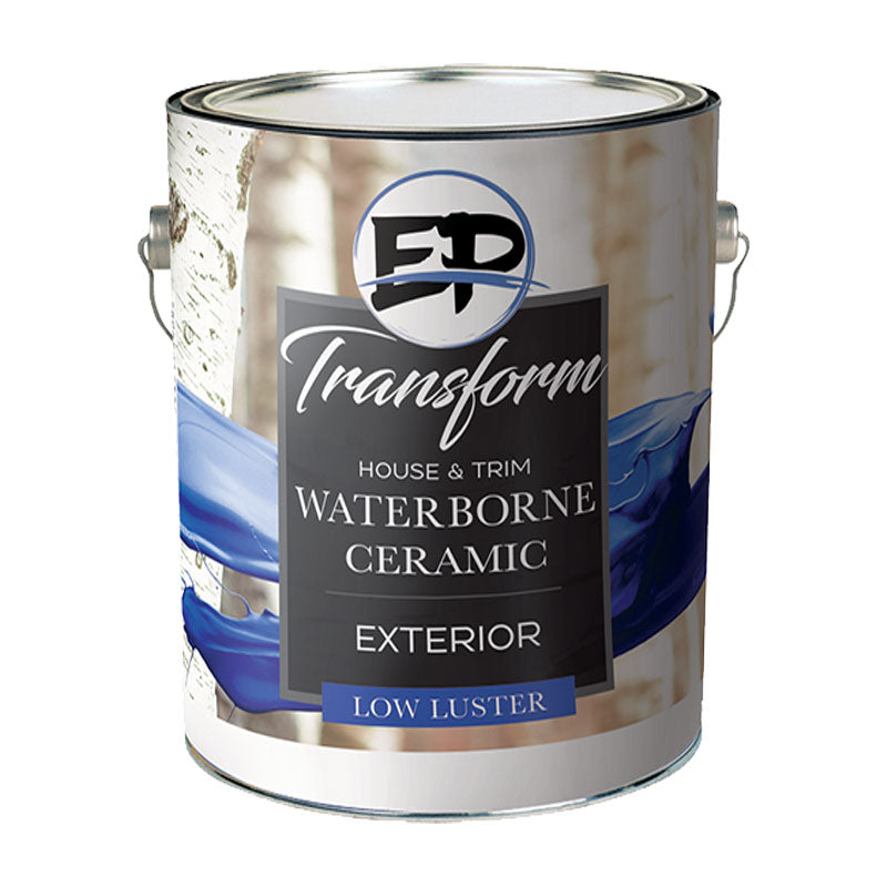 Premium Exterior Low Luster Paint-Exeter Paint Stores