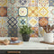 ROOMMATES SPANISH TERRACOTTA TILE PEEL AND STICK BACKSPLASH TIL4279FLT-Exeter Paint Stores