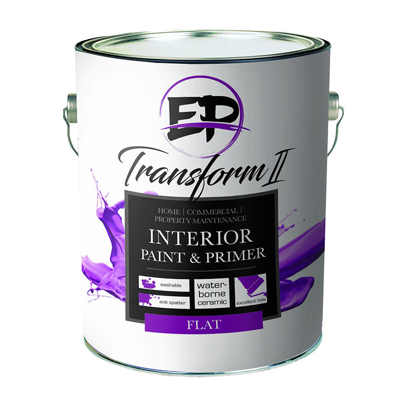 Commercial Transform II Interior Flat-Exeter Paint Stores